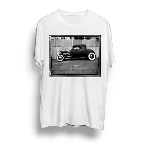 """Coupe"" Hot Rod T-Shirt by Timothy White"