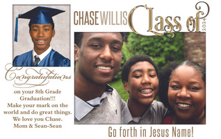 Chase Willis Half Page Ad Sean and Mom-0