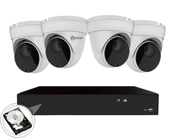 Transparent Turrent Surveillance System