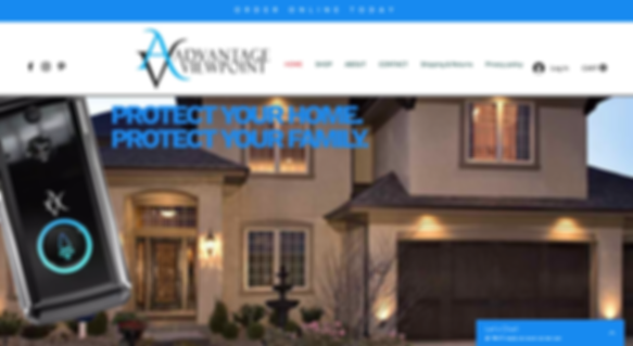 Advantage Viewpoint website
