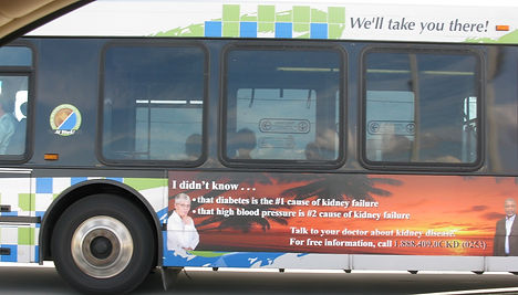 I didn't know bus campaign photo.JPG