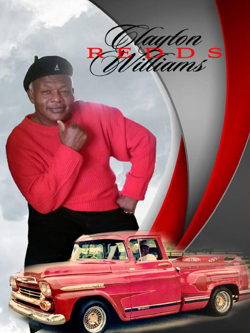 Clayton Willams Funeral Program Cover-01