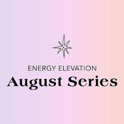 Energy Elevation - Month