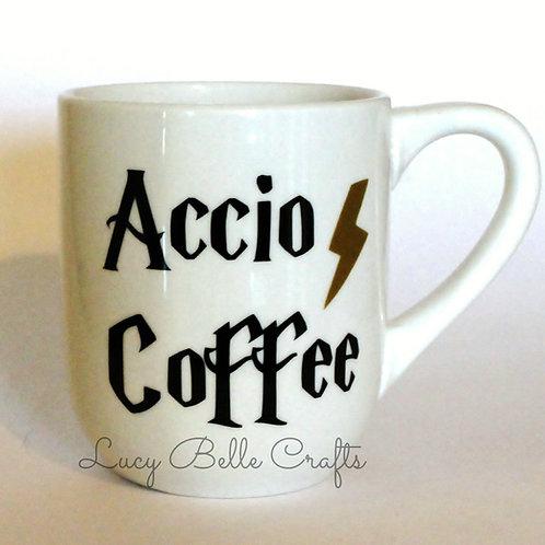 Accio Coffee 12 Ounce Mug