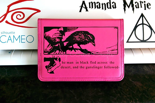 Custom Vinyl Book Decal for Kindle Covers