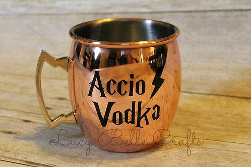Accio Vodka - 19 ounce Moscow Mule