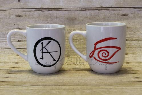 Set of 2 Stephen King Dark Tower Mugs