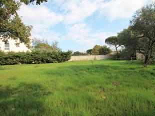 Terrain à Biot + Villa type Californienne