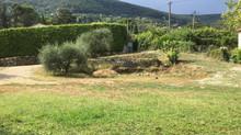 Terrain à Grasse St-Jean + permis Villa de 105m2