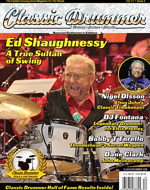 Ed Shaughnessy Tonight Show