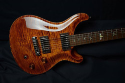 PRS McCarty 10 Top Flame Indian Neck
