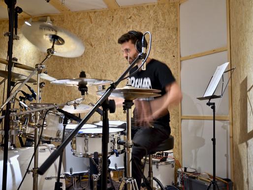 Drum Recordings Distant Past