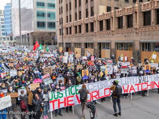 [Photos] April 19: The People vs. Derek Chauvin closing arguments