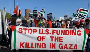 [Livestream] Emergency Protest for Palestine in Minneapolis