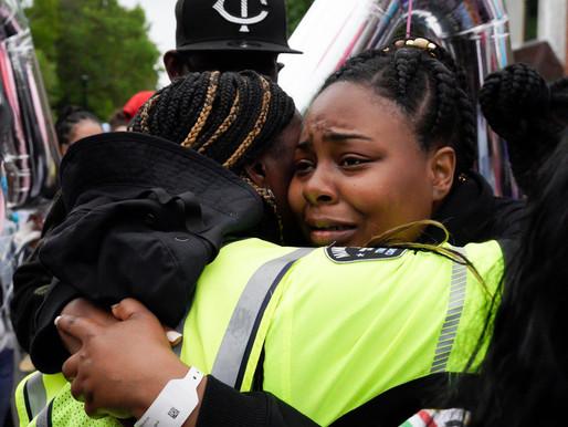 [Photos] Vigil for Aniya Allen
