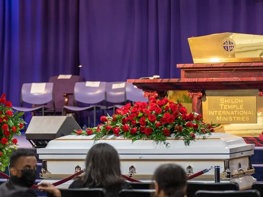 [Photos] April 22: Funeral of Daunte Wright