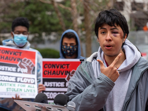 [Livestream] April 15: Press conference from Communities United Against Police Brutality