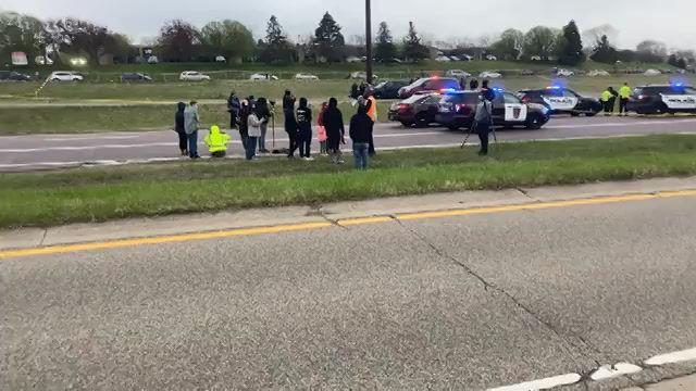 [Livestream] April 18: Officer involved shooting in Burnsville