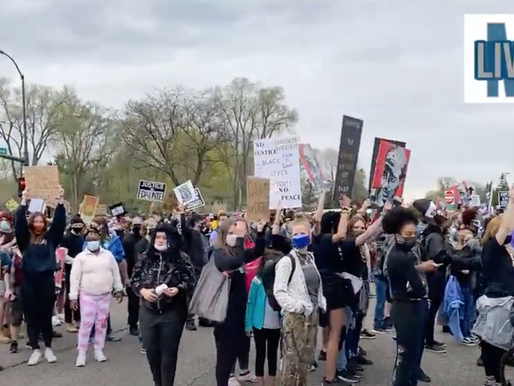 [Livestream] March for Daunte Wright led by Wright family
