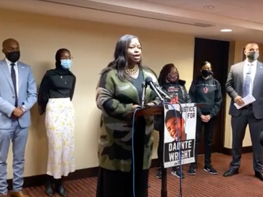 [Livestream] April 23: Press conference on case against police officer that killed Daunte Wright