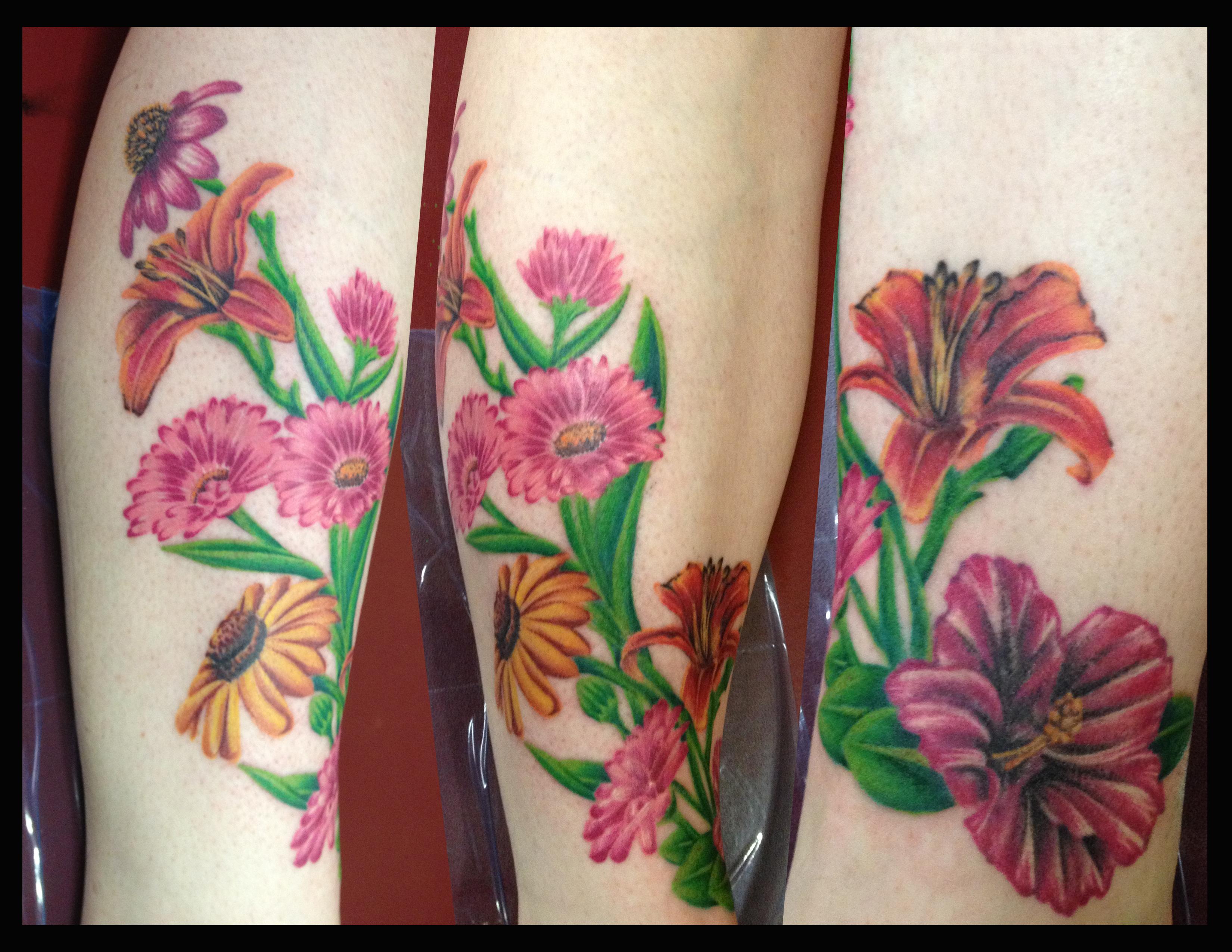 Kari flowers