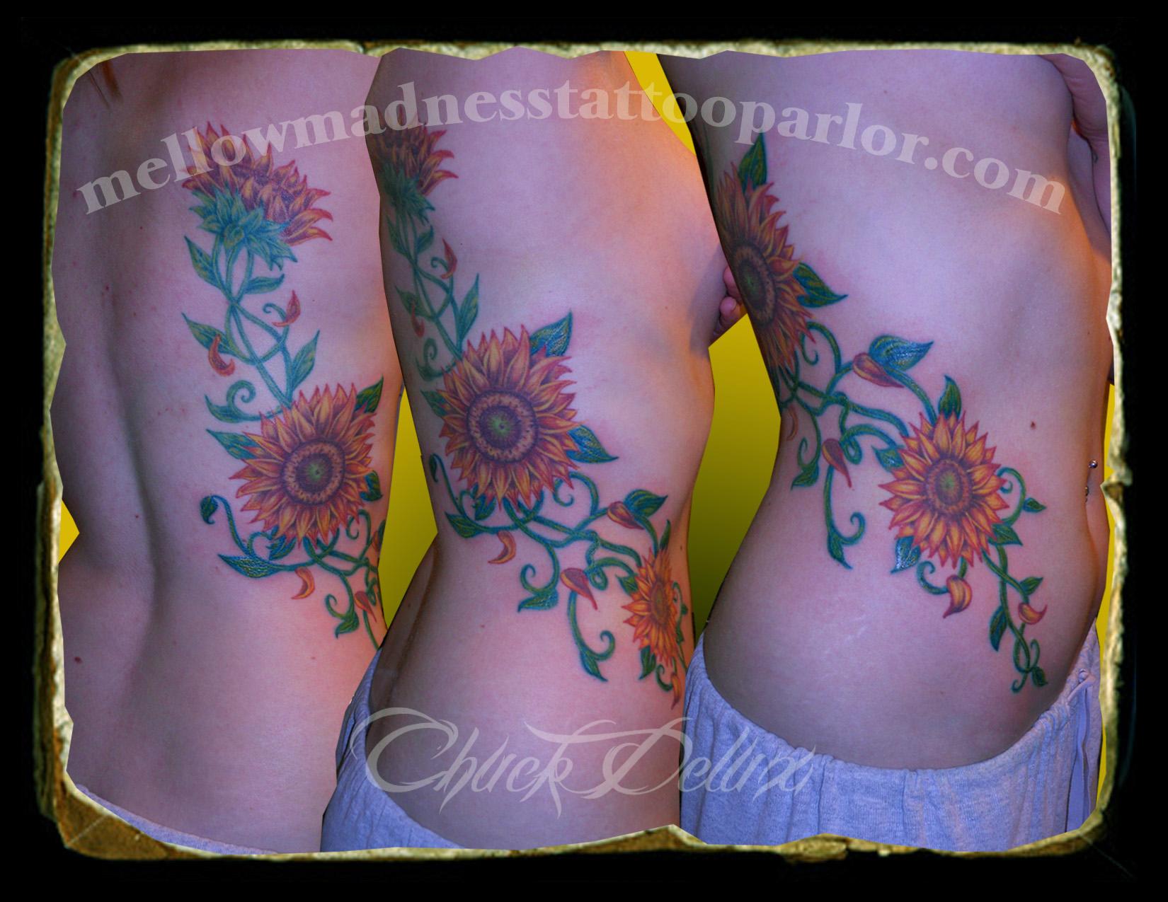 Kristina sunflowers