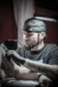 Andrew Woodhams Tattoo