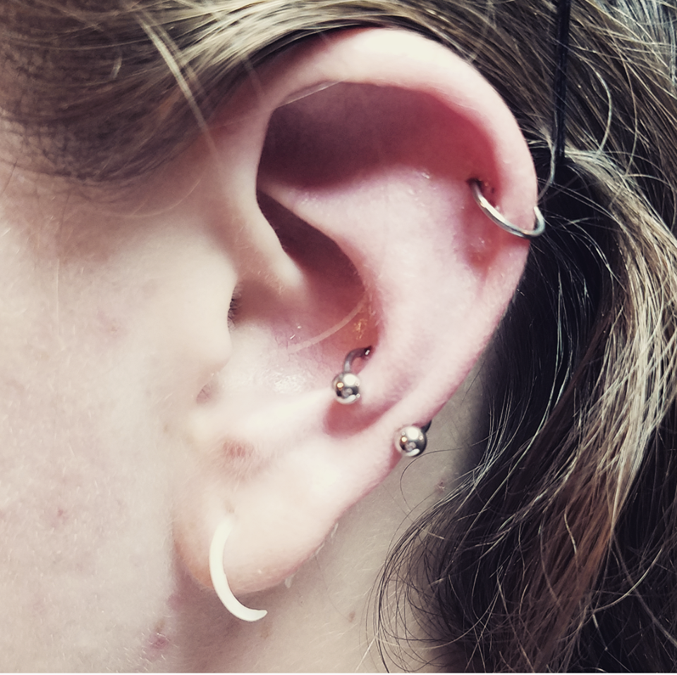 Helix and Conch
