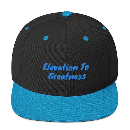 Snapback Hat- E2G