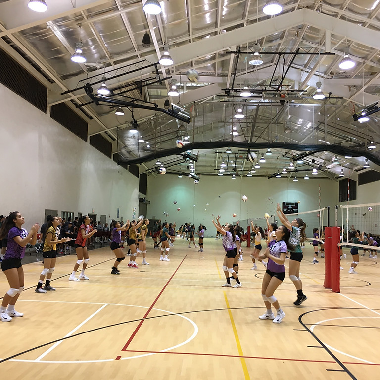 The 11th Annual Hawaii Volleyball Combine