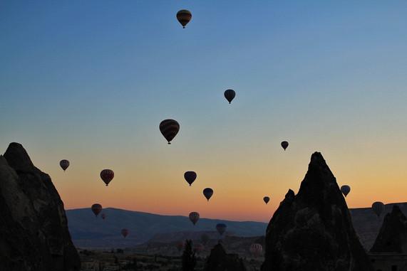 CAPADÓCIA | Turquia