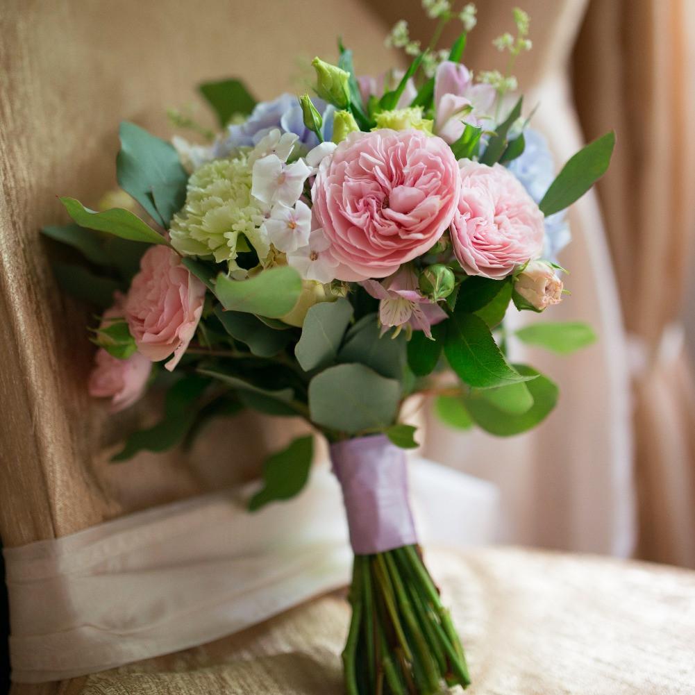 Букет невесты подольск
