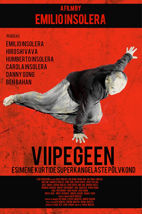 Sign Gene, poster, Viipegeen, Esimene kurtide superkangelaste polvkond, film, Emilio Insolera,