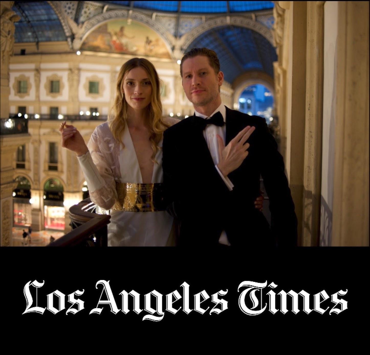 LA Times copy