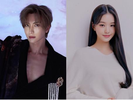 イトゥク(SUPER JUNIOR)-チャン・ウォニョン(元IZ*ONE) 「2021 AAA」 MCに確定! 12月2日(木) 韓国で開催!