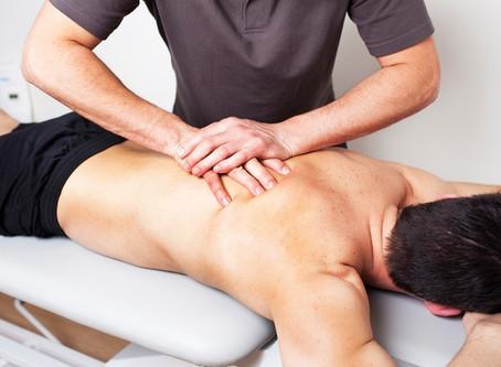 Den Haag Chiropractor recommends Sports Massage