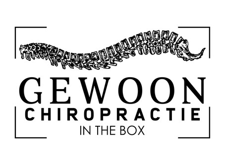Gewoon Chiropractie In The Box: Coming February 2020 to Den Haag Centraal in the Haagse Bluf