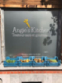 Angie's Kitchen traiteur logo