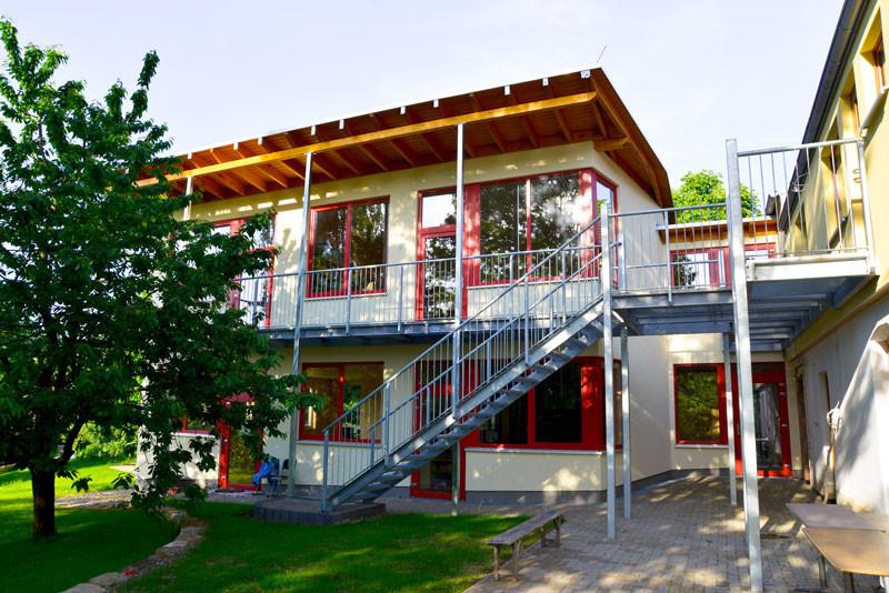 Anbau Schule