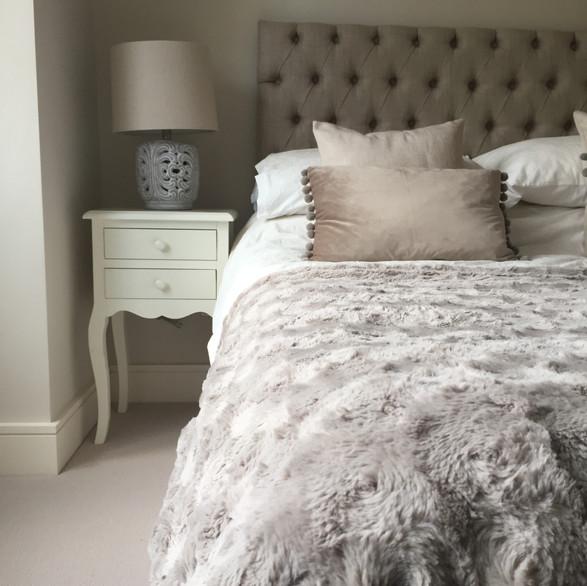 Richmond, Master Bedroom