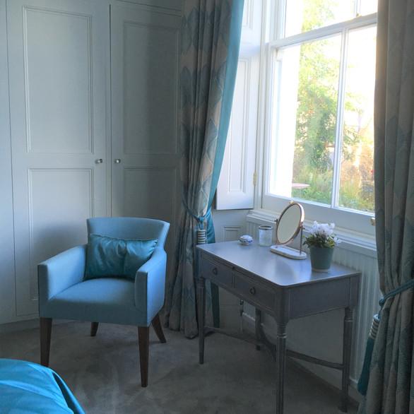 Kensington, Master bedroom