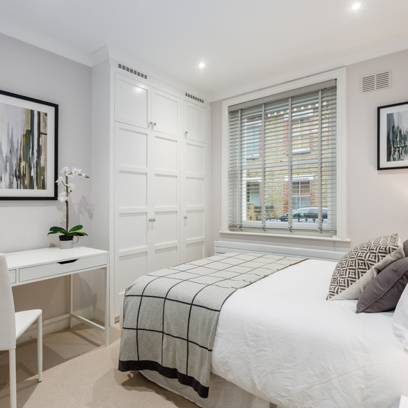 Fulham, Bedroom