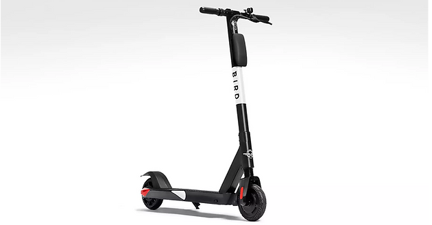Bird Unveils Custom Electric Scooter and All-Day Rentals with Delivery