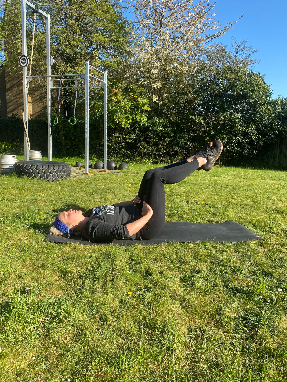 Core Strengthening - Exercises for Beginners
