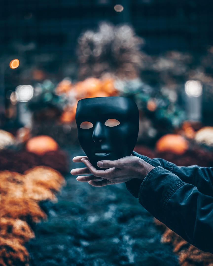 Quítate la máscara