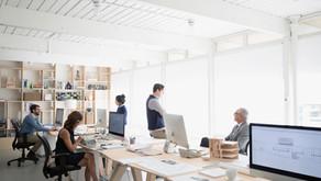 Los Muebles de Oficina que un Coworking en Querétaro debe de tener