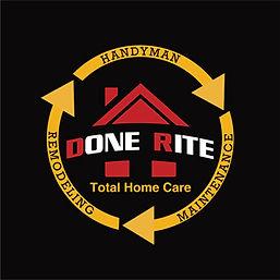 Done Rite Logo