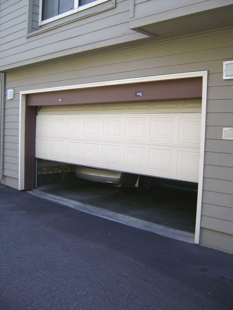 Garage Door Inspection
