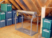 Versa Lift storage