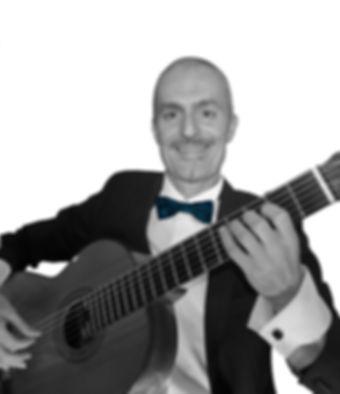 Fabio Montomoli, classical guitar, music concert